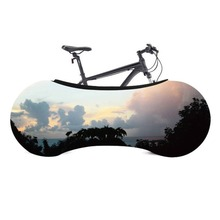 4 Styles Bicycle Cover Mountain Road Bike Wheels Dust-Proof Scratch-proof Cover Storage Bag Indoor Protective Gear For Bikes