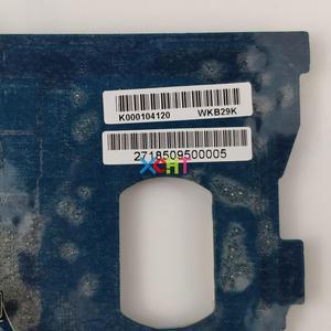 Image 3 - K000104120 NBQAA LA 6072P HM55 w N11M OP1 B A3 GPU for Toshiba Satellite M600 M640 M645 Laptop NoteBook PC Motherboard Mainboard