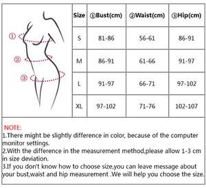 Image 5 - 2020 Mới Lưới Sexy 1 Mảnh Nữ Bodysuit Đồ Bơi Đẩy Lên Monokini Tắm Biển Phù Hợp Mặc Đi Biển Bơi Cho phụ Nữ