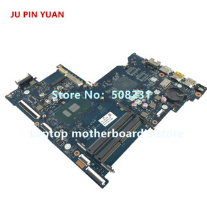 Image 4 - JU PIN YUAN 854945 601 854945 501 mainboard for HP NOTEBOOK 15 AC 15 AY 15 ay096nr laotop motherboard BDL50 LA D704P i5 6200U