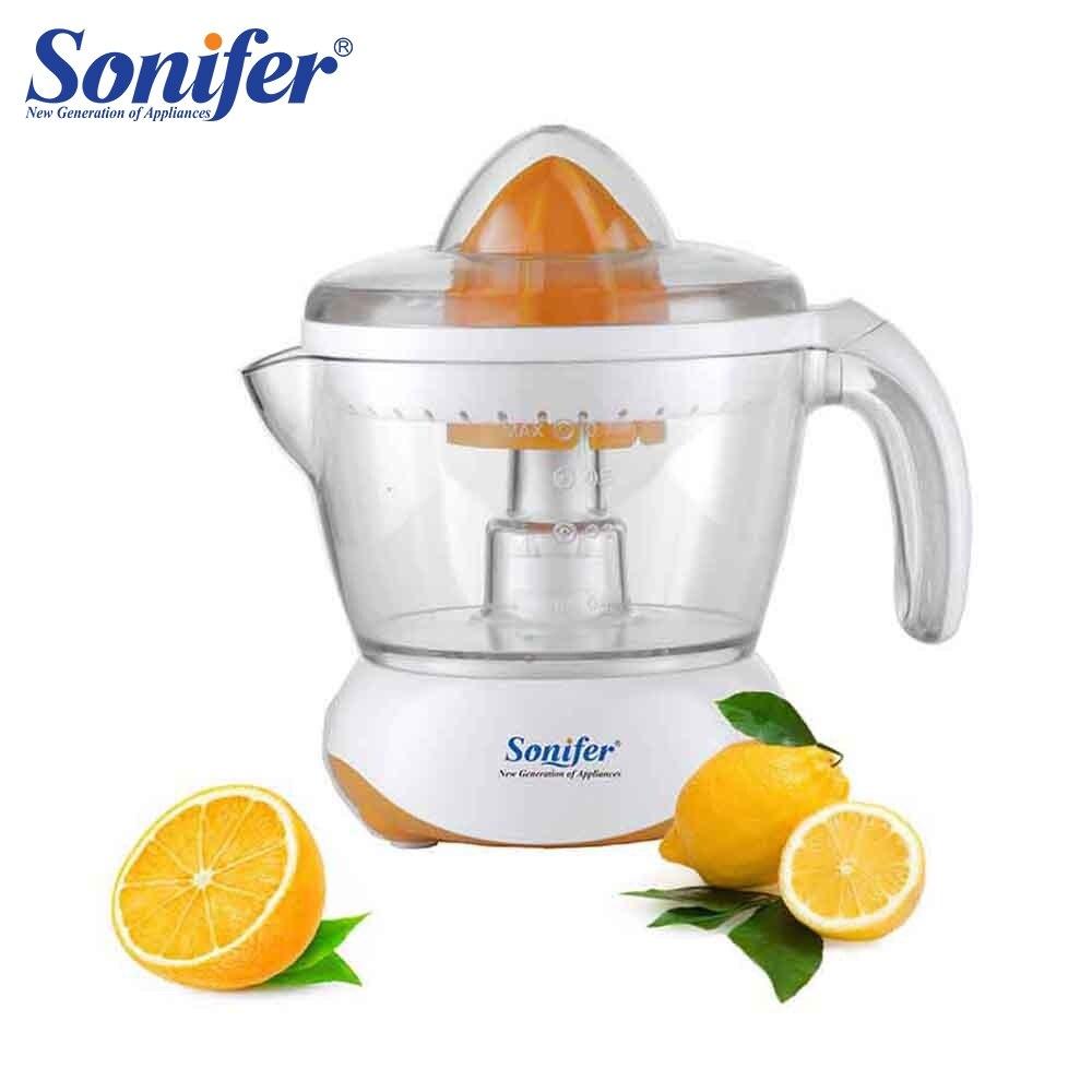 220 V citrus lemon électrique ensemble centrifugeuses mini portable centrifugeuses Faible puissance Sonifer