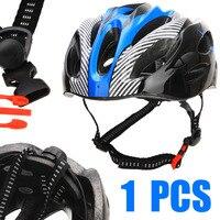 Cascos de bicicleta 3 colores adultos hombres transpirables ciclismo bicicleta de montaña bicicleta de fibra de carbono casco accesorios de bicicleta
