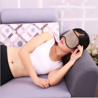 new Facial Germanium Massage Mask Home Relaxation Electric Heating Tourmaline Eye Massager Far Infrared Negative Anion Eyes