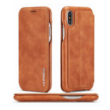 for iphone,6,7,8,6s,plus,x,xs,max,xr,case,cover,coque,wallet,leather,flip,magnetic,bag,phone,luxury(China)