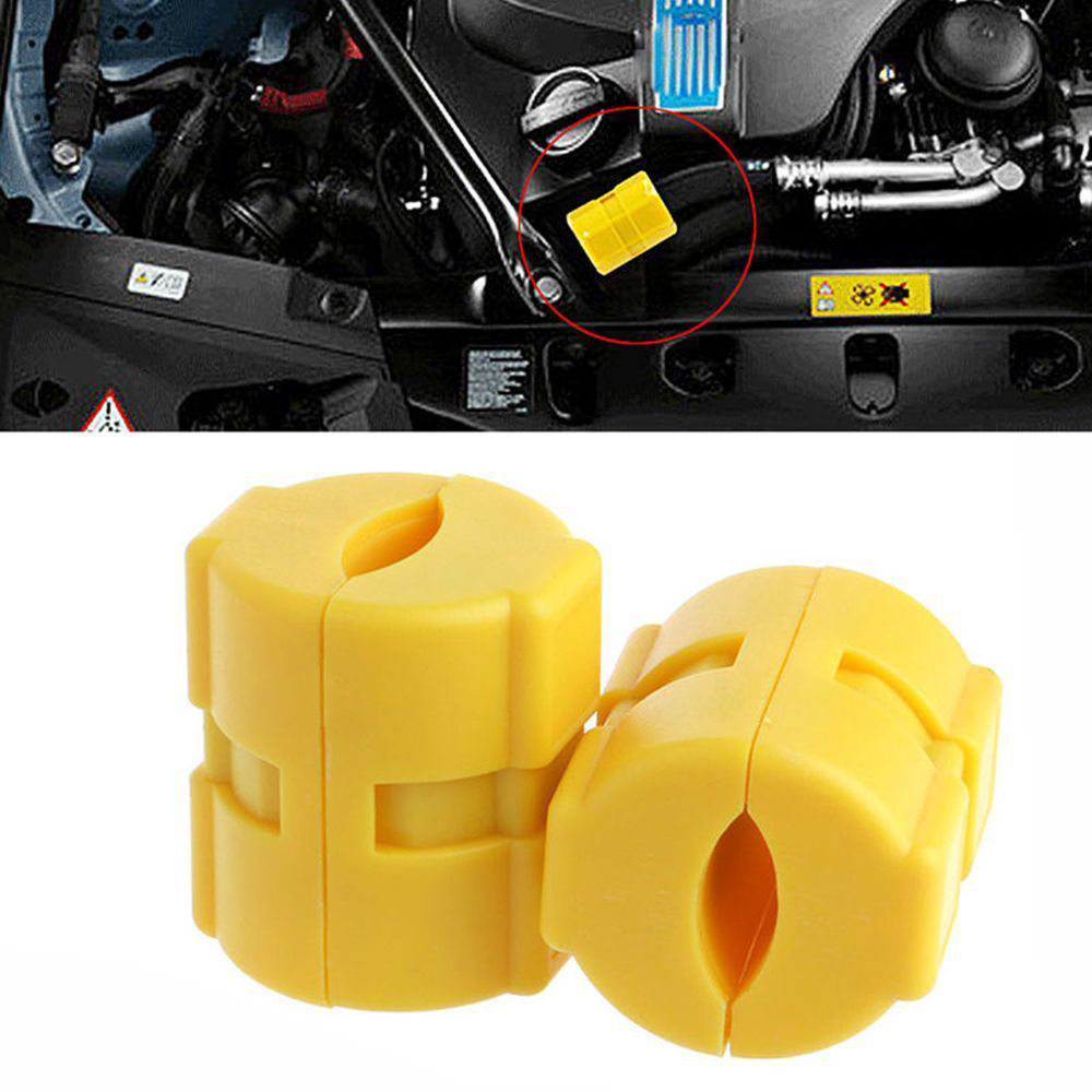 Universal 2Pcs/set Emission Vehicle Economizer Saving Gas Device Useful Car Magnetic Fuel Saver Car Accessories