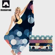 Microfine пляжное полотенце для взрослых Спорт/тренажерный зал/банное полотенце s микрофибра путешествия песок свободный большой халат Спорт для сауны коврик