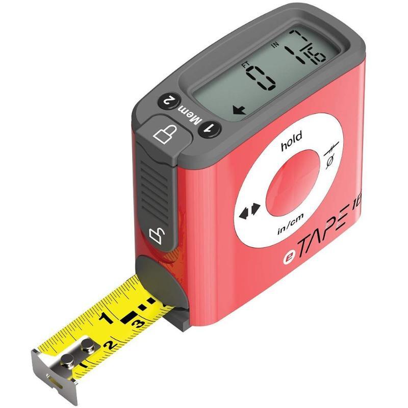 5 m en acier inoxydable LCD numérique ruban à mesurer circonférence ruban à mesurer haute précision numérique ruban à mesurer règle outils