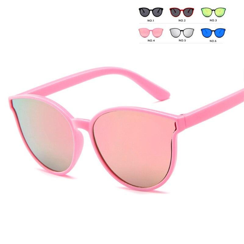 Nachdenklich Nette Baby Katze Auge Polarisierte Sonnenbrille Kinder Tier Cartoon Uv400 Sonnenbrille Kinder Brillen Gläser Für Mädchen & Jungen Geschenk