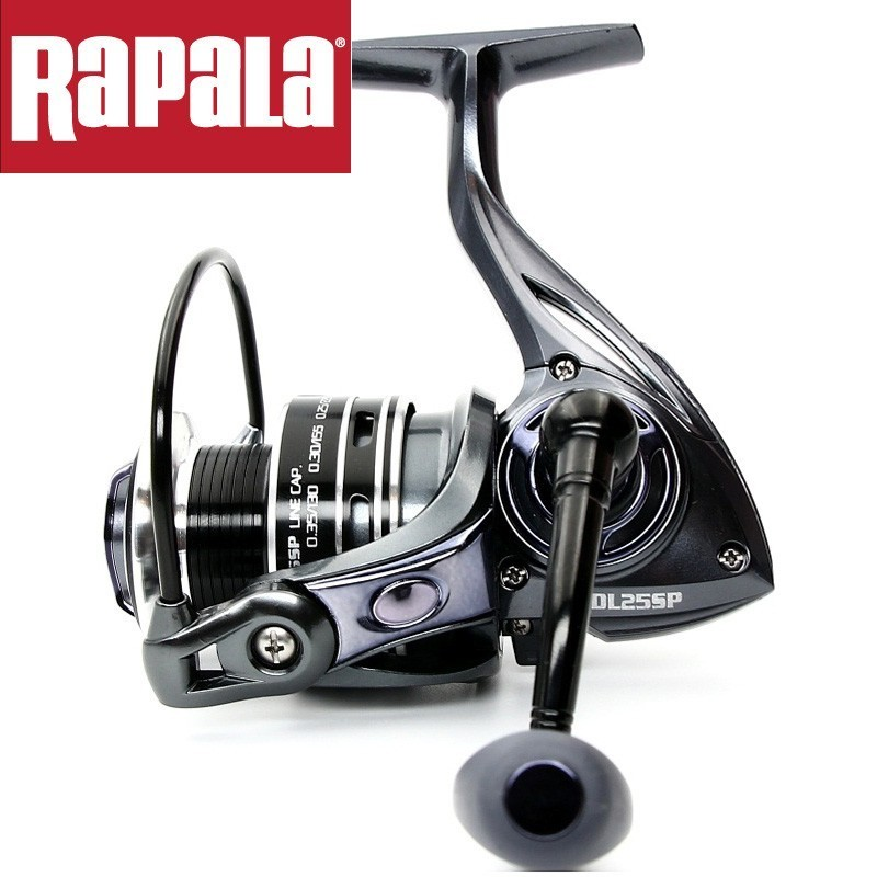 Rapala Delta 15 25 35sp Spinning Fishing Reel 6bb Graphite Body Long Castinging Saltewater Fishing Gear Graphite materialRapala Delta 15 25 35sp Spinning Fishing Reel 6bb Graphite Body Long Castinging Saltewater Fishing Gear Graphite material