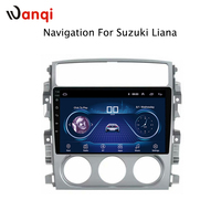 Hot Sale 9 Inch Android 8.1 Car Dvd Gps Player for Suzuki LIANA 2007 2013 built in Radio Video Navigation Bt Wifi