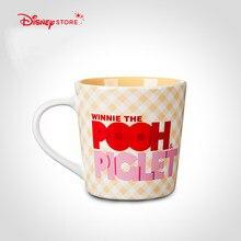 6aa6feea3 Moda de Disney Winnie The Pooh Tigger taza de agua de cerámica creativa  2019 nueva taza