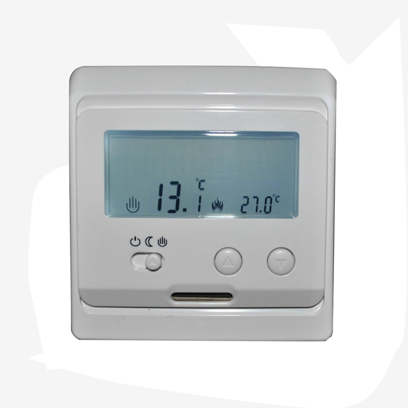 Digital Underfloor Heating Thermostat For Water Heating Radiator