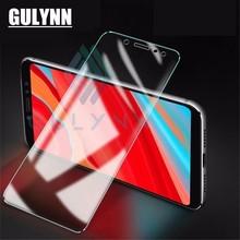 HD Transparent Glass For Xiaomi Redmi 6A 6 Pro 7A 5 4X Note 7 Mi 8 A2 F1 Lite High Clear Screen Protector Protectiv Film