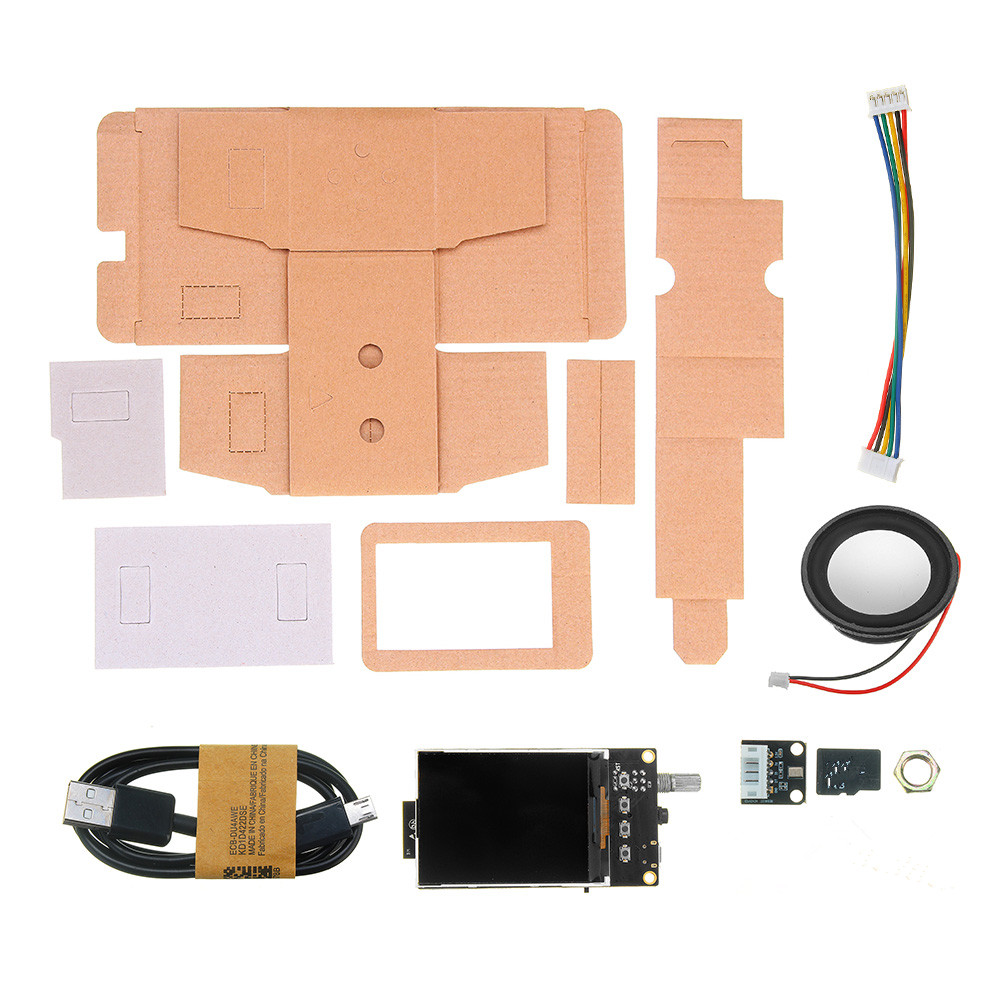 T-gallery ESP32 2.4 pouces LCD panneau de développement d'affichage WiFi Module bluetooth