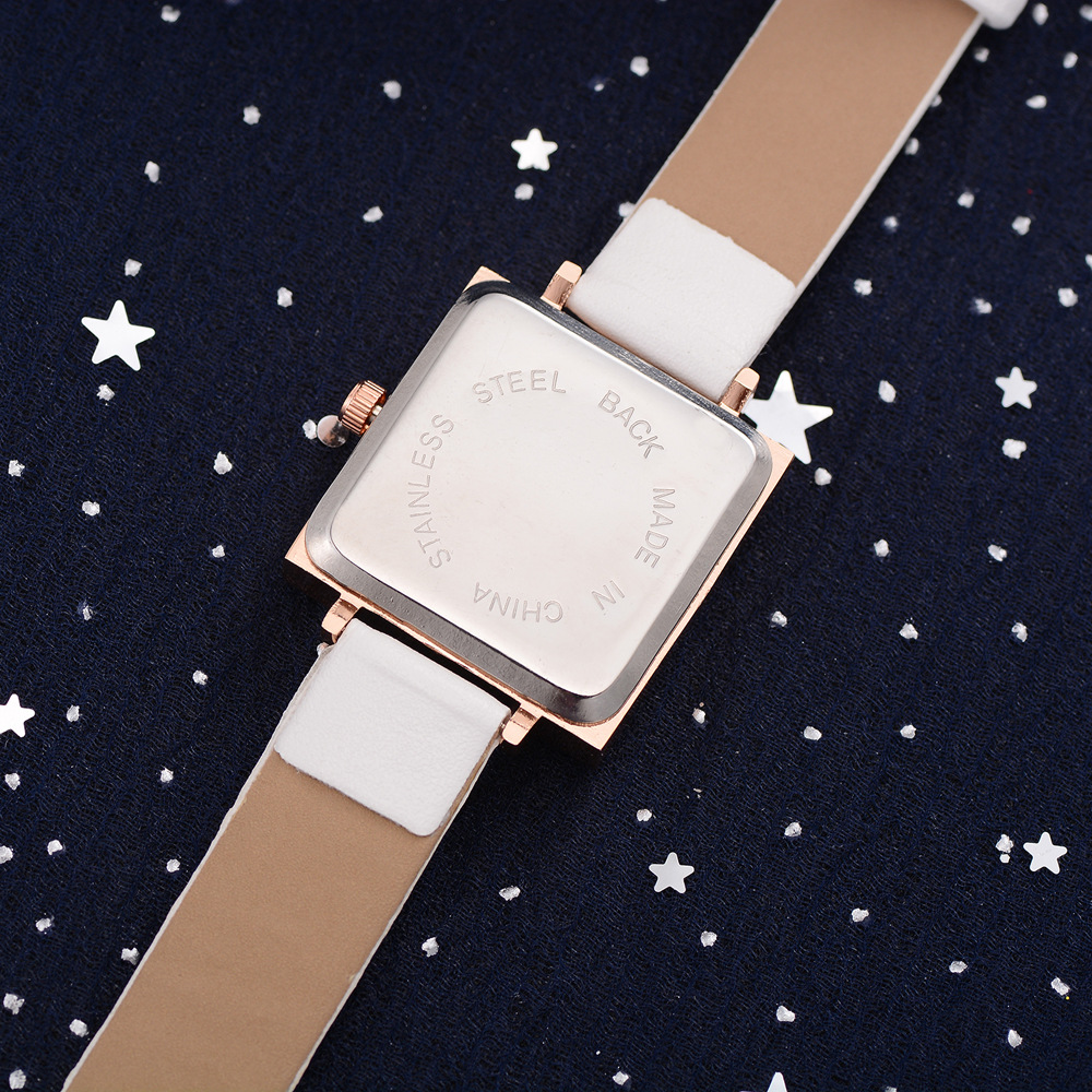 Reloj Mujer 2019 Luxury Rose Gold Elegant Women 39 s Watch Fashion Casual Leather Quartz Wrist Watches Ladies Watches for Women in Women 39 s Watches from Watches