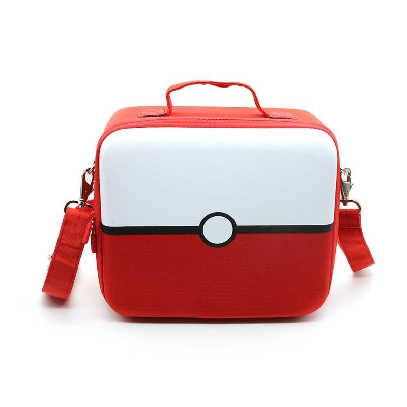 EVA sac à main de voyage dur étui de transport sac de rangement pochette organisateur pour interrupteur ntint Pokemon Pokeball Kit accessoires