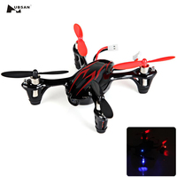 Hubsan X4 H107C RC Drone Mini 4CH 6 Axis Gyro RC Quadcopter With 0.3MP Camera LED Light Steady Flying Remote Control Helicopters
