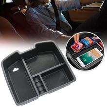 Центральный багажник коробка для хранения непромокаемый Контейнер Чехол универсальный автомобильный Стайлинг багажник сумка Авто интерьерный органайзер для хранения