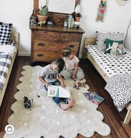 Nordic Style Infant 3 Colors Baby Play Rug Children's Mat Thickened Tapete Baby Room Crawling Pad Folding Mat Baby Carpet