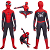 Spider Boy Far From Home Peter Parker Cosplay Costume for kids