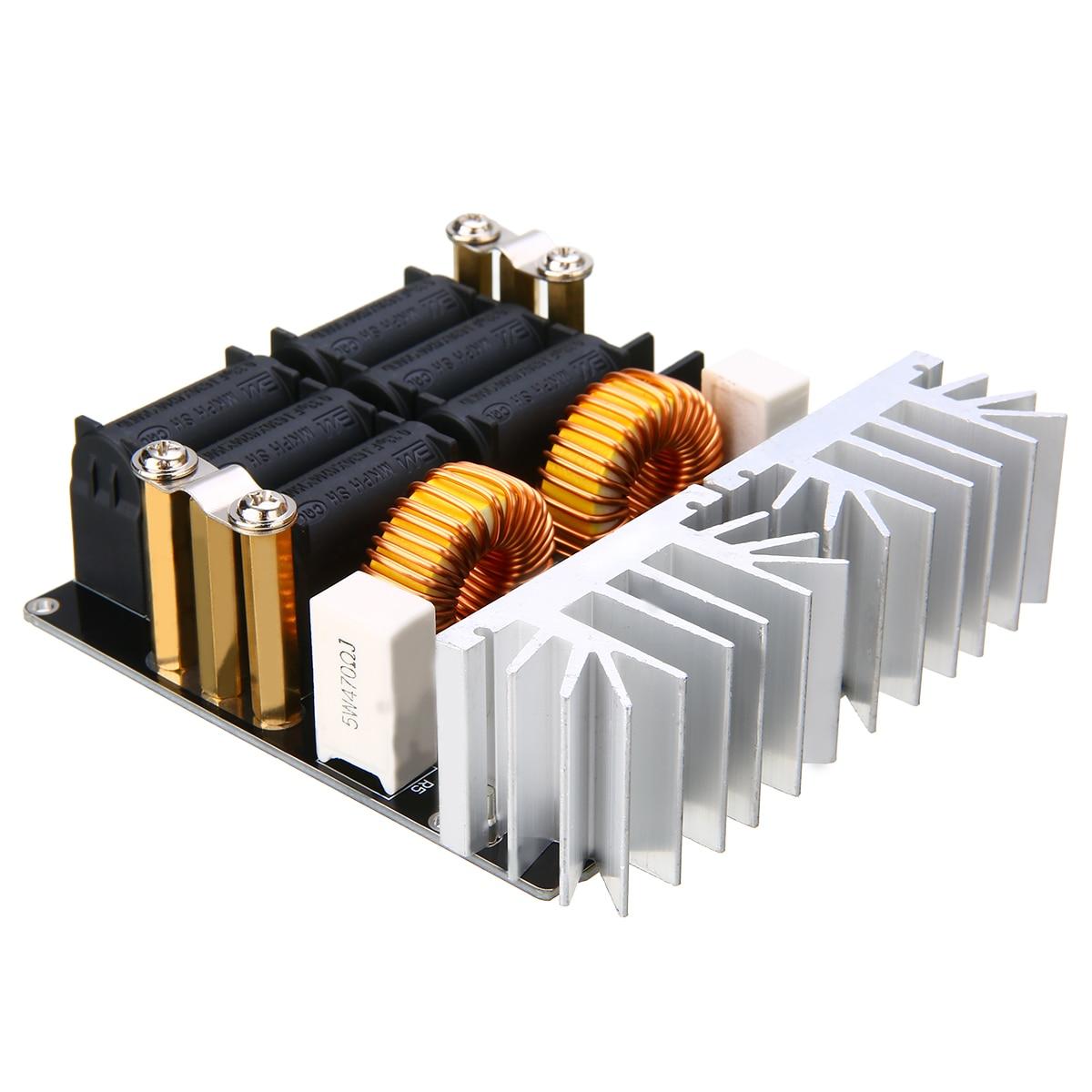 1 pièce/ensemble Durable ZVS 1000 W basse tension Induction Module de chauffage panneau bricolage chauffage avec bobine Tesla pour le traitement de chauffage - 4