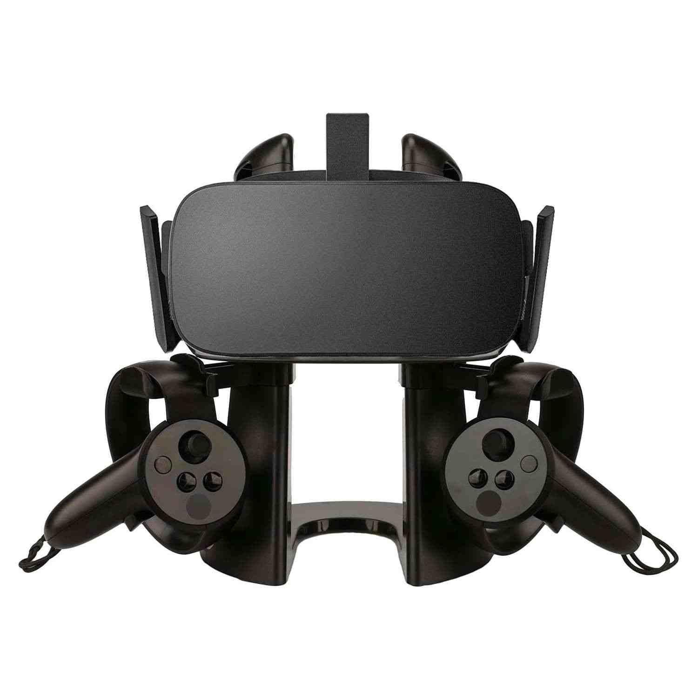 Подставка, демонстрационная Подставка для наушников для Oculus Rift гарнитура и пресс-контроллер