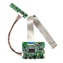 تناسب 10.1 بوصة vvx1010t025j00 2560x1600 HDMI وحدة تحكم بشاشة إل سي دي المجلس
