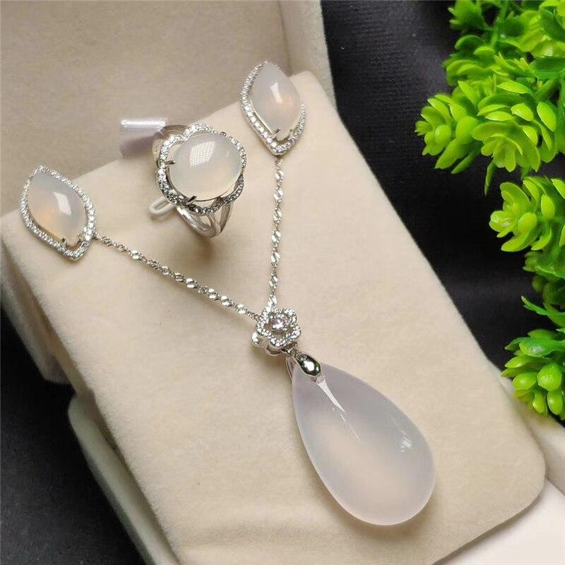 Drop Earrings Bestlybuy 100% 925 Sterling Silver Earrings For Women Hetian Jades Earrings Vintage Thai Silver Jewelry Best Gifts Jewelry & Accessories
