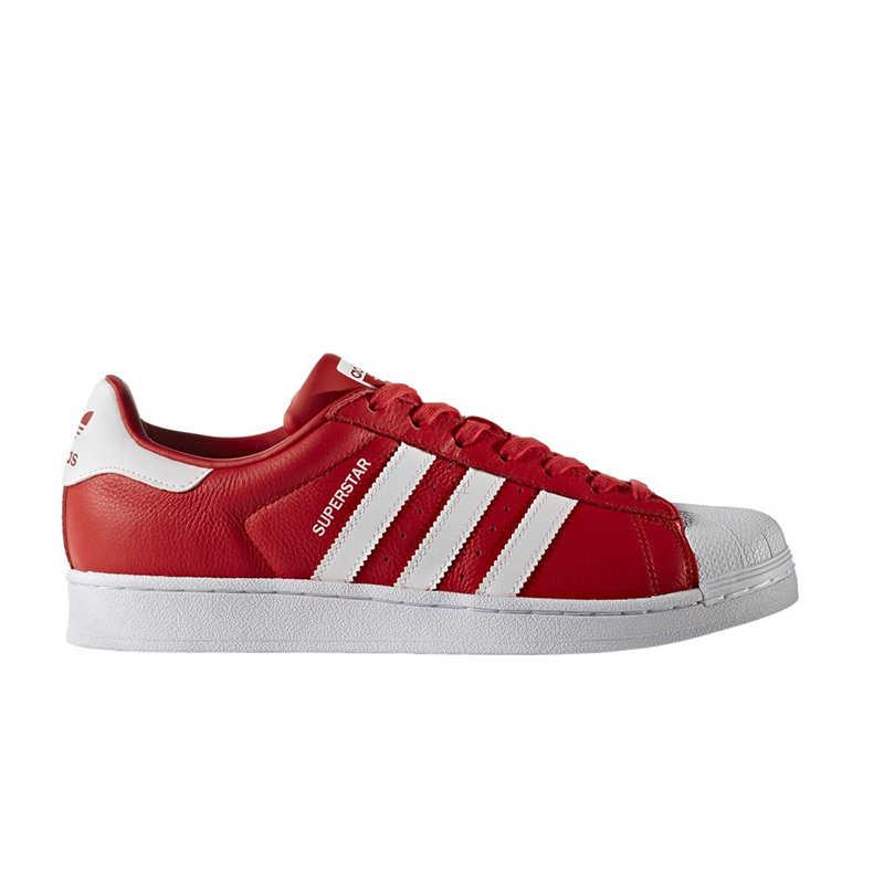 Adidas oryginalna Superstar męska oddychająca deskorolce buty Super świetlne tenisówki C77124