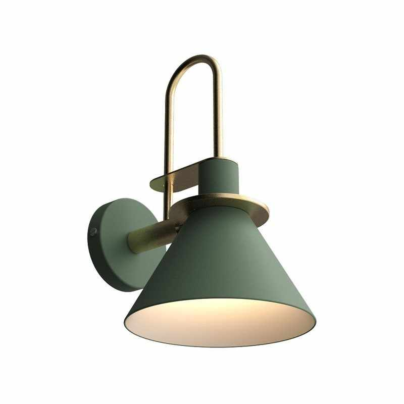 Empfehlen Originalität Moderne Concise Nördlichen Europa EIN Wohnzimmer Treppen Aisle Schlafzimmer Nacht Maka Drachen Horn Wand Lampe