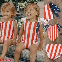 PUDCOCO Cute Kids Baby Girls  Swimwear Swimsuit Bathing Suit Beachwear lot