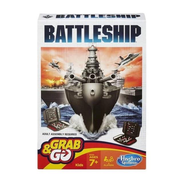 Игра Морской бой дорожная 7+ Hasbro B0995121