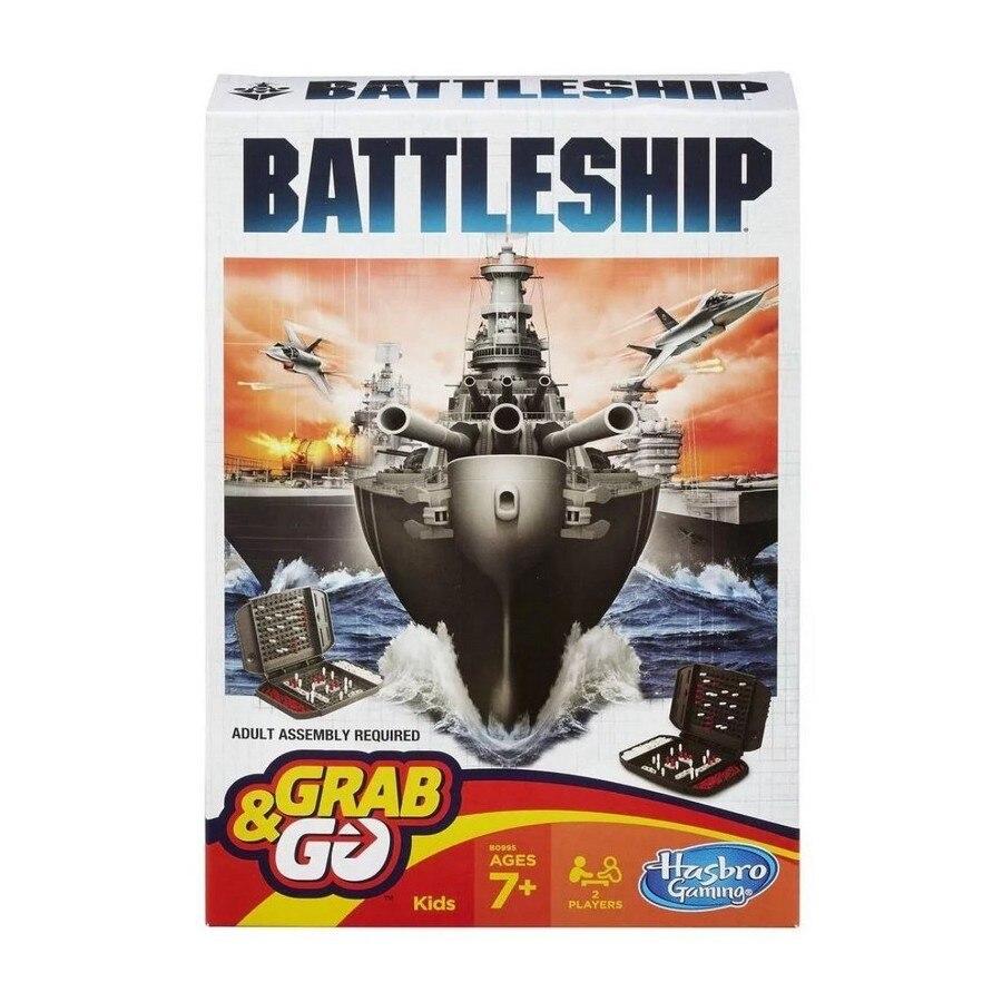 Купить со скидкой Игра Морской бой дорожная 7+ Hasbro B0995121