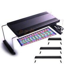 2019 nouveau Chihiros WRGB LED Version APP Aquairum éclairage plante aquatique lumière avec contrôleur magique 4 canaux comme minuterie lever du soleil