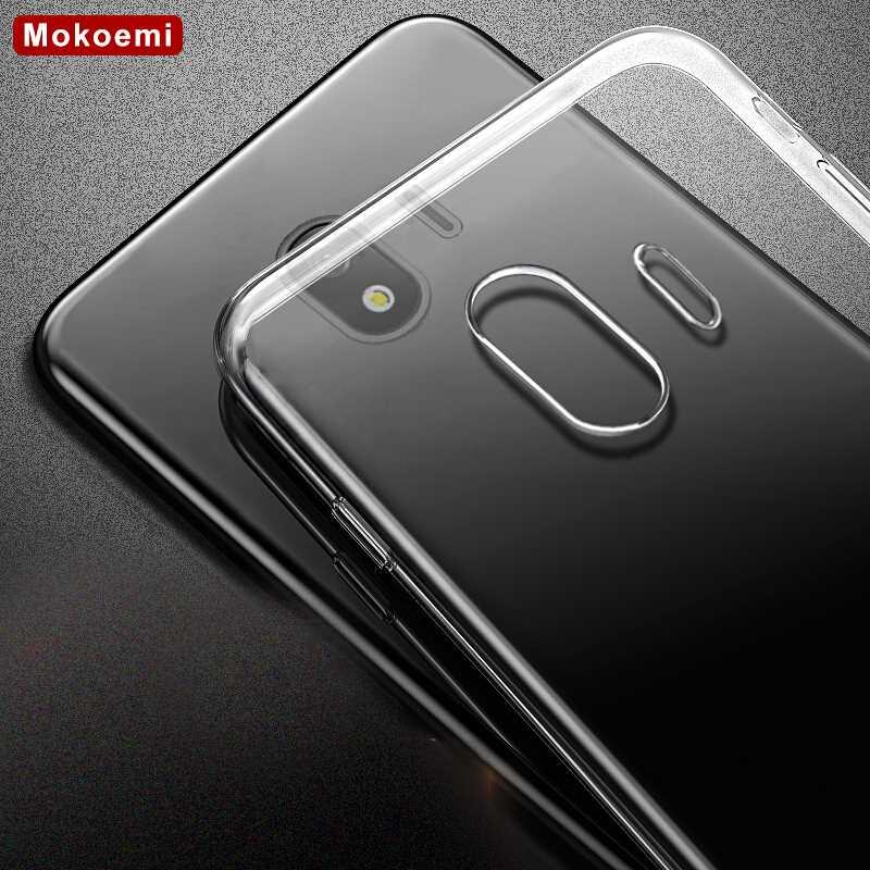 Mokoemi Ultra Thin Slim Clear Soft TPU 5.5