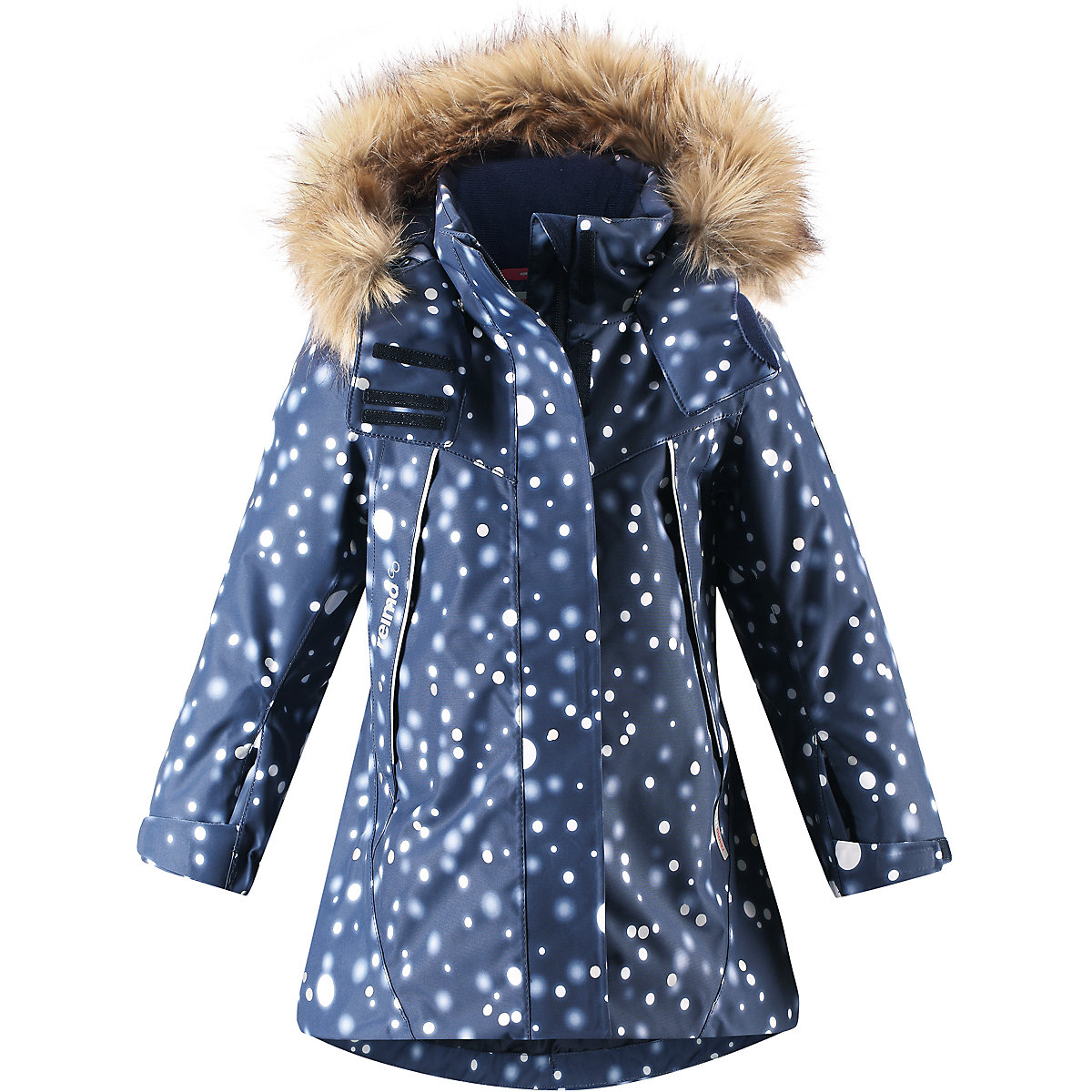 REIMA Jackets & Coats 8689676 for girls baby clothing winter warm boy girl jacket Polyester icebear 2018 fashion winter jacket men s brand clothing jacket high quality thick warm men winter coat down jacket 17md811