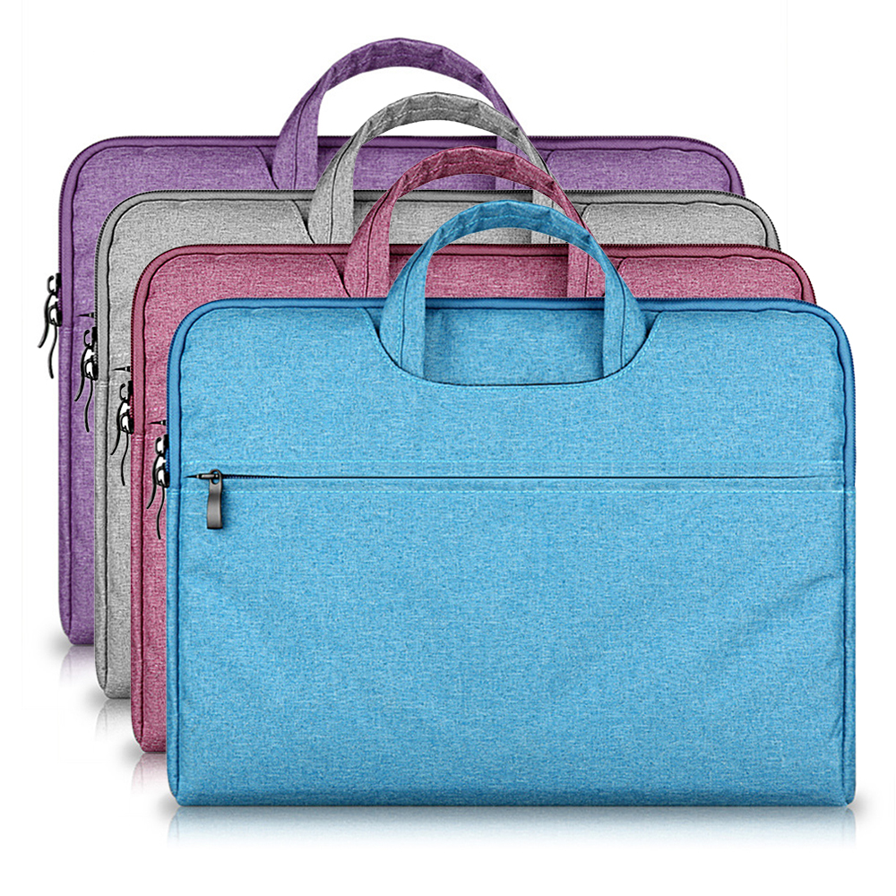 Laptop Bag For Dell Asus Lenovo HP Acer Handbag Computer 11 12 13 14 15 Inch For Macbook Air Pro Notebook 13.3 15.6 Sleeve Case