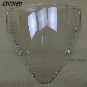 Windshield For Honda CBR600F CBR 600 F F4i 2001-2007 02 03 04 05 06 Windscreen Screen Wind Deflectors Clear 01-07(China)
