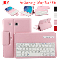 9.6 inch Tablet Case For Samsung Galaxy Tab E T560 T561 T565 9.6'' Detachable WiFi Bluetooth Keyboard Leather Stand Cover