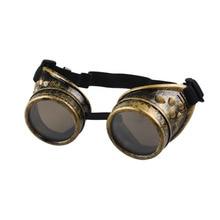 Тяжелый металл стимпанк готический стиль очки для сварки очки сварочные рабочие защитные очки