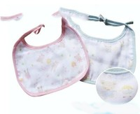 High density Pure Cotton 6 Layer Gauze Bib Baby Saliva A Piece Of Cloth Bib Softer And Softer