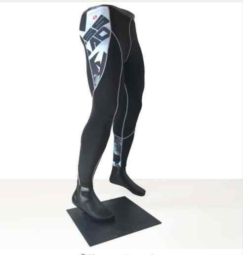 Лидер продаж 3D принтованные компрессионные брюки спортивные колготки Для мужчин спортивные обтягивающие леггинсы штаны для бега фитнес тренажерный зал одежда штаны для йоги