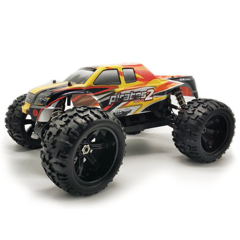 ZD Racing 9116 1/8 2.4G 4WD 80A 3670 Brushless Rc Car Off-road Trucks RTR ToyRemote Control Toys