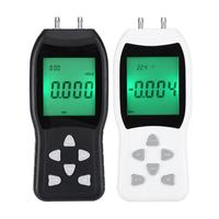 High Precision Digital Manometer Air Pressure Gauge Meter Barometers Pressure Gauges Differential Pressure Tester Detector
