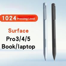 Stylus Pen For Microsoft Surface 3 Pro 6 Pro 3 Pro 4 Pro 5 for Surface Go Book d25 universal stylus pen for microsoft surface pro 3 4 5 surface book for hp spectre x360
