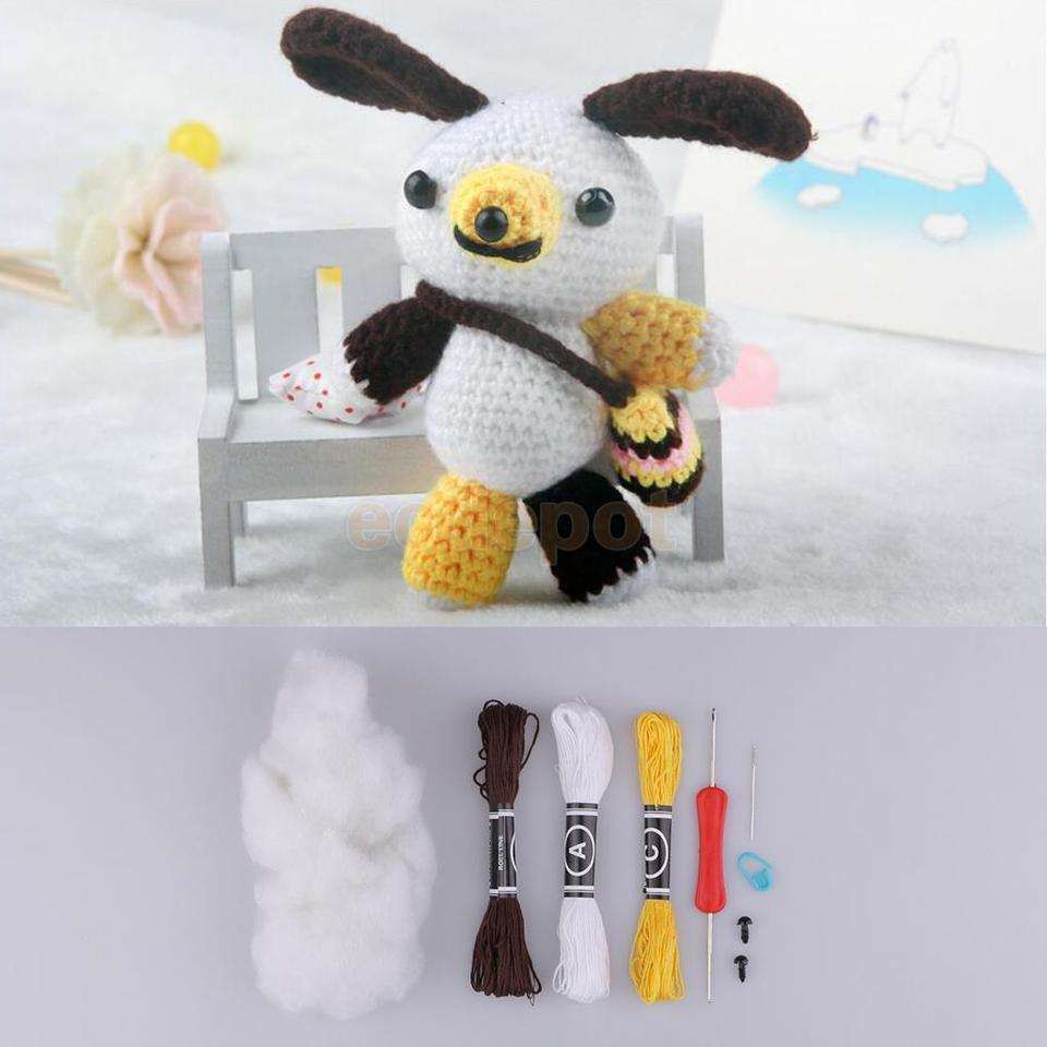 XL Miffy Amigurumi Crochet Kit - Stitch & Story | 960x960