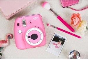 Image 3 - NEW Fujifilm Instax Mini 9 Free Gift Photo Camera FilmPhoto Camerain 6 Colors blocking Instant Photocamera
