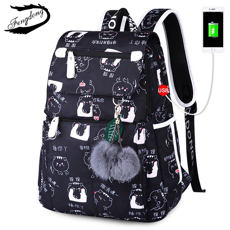 2019 New Women Emoji Shoulder Bag Best Travel Women Backpack Female Printing Waterproof School Knapsack Mochila Bagpack Pack