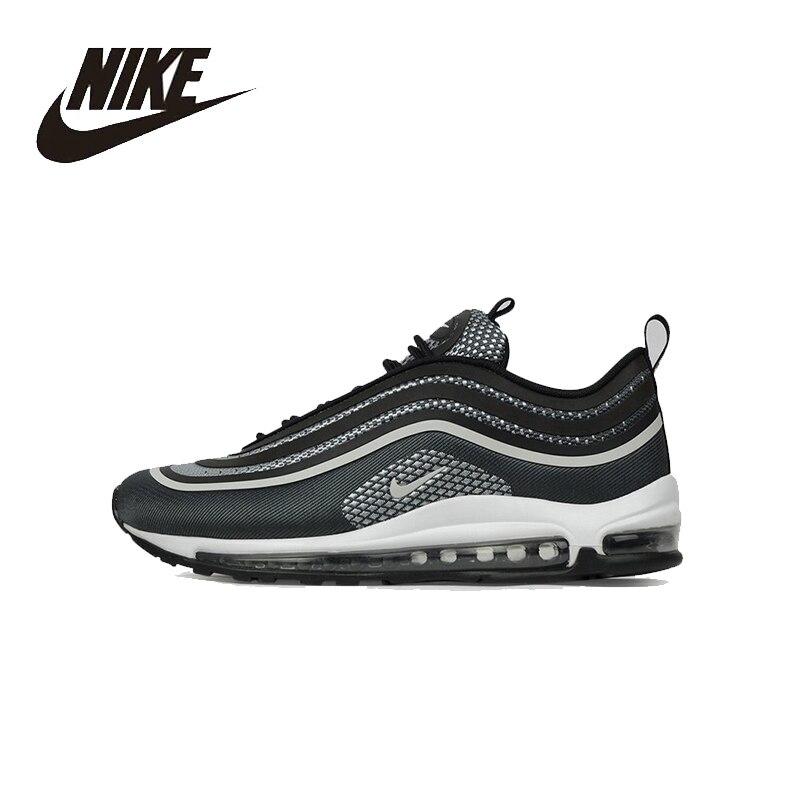 NIKE Air Max 97 Ultra Original Mens Running Shoes Comfortable Breathable Sport Sneakers#918356-006