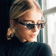 crystal cat eye sunglasses women 2019 ne